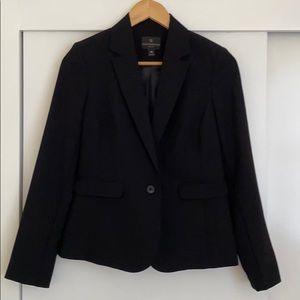 Worthington Essential Black Pocket Blazer